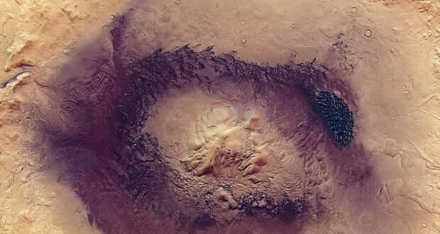 Инопланетные вирусы могут попасть на Землю с Марса