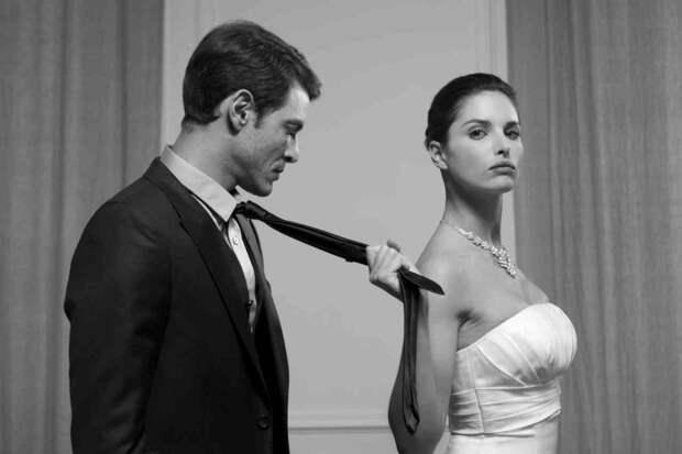 мужчина женат