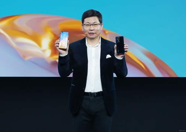 Серия смартфонов HUAWEI P40 - новый этап развития мобильной фотографии