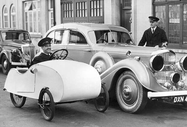 11 малолитражных автомобилей начала 20-го века авто, история, факты