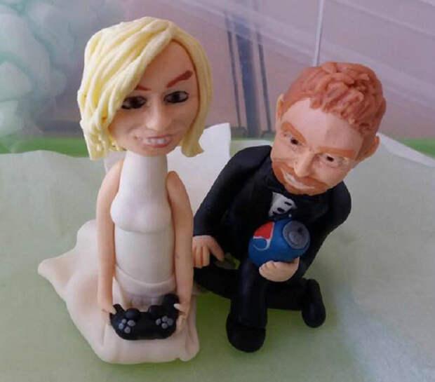 Комичные свадебные фотографии, на которые без слез не взглянешь