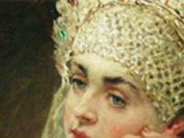 Киевская княгиня в плену развратного сектанта