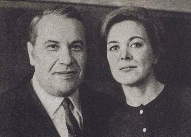 Бернес и Лилия