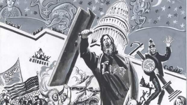 Проханов: С Америки сдирают шкуру