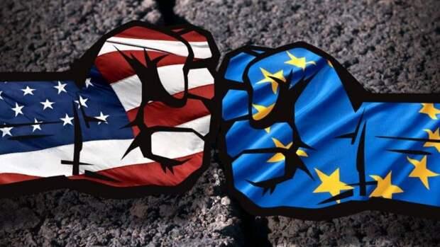 Брюссель хочет защитить европейские компании от санкций США