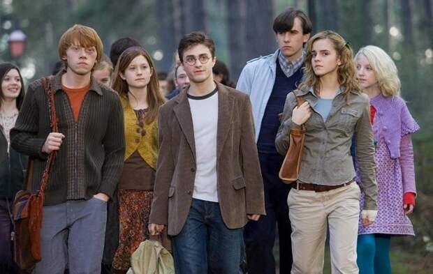 Какой вы герой из волшебного мира Гарри Поттера?
