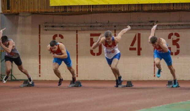 Тагильские легкоатлеты получили награды новогоднего турнира вЕкатеринбурге