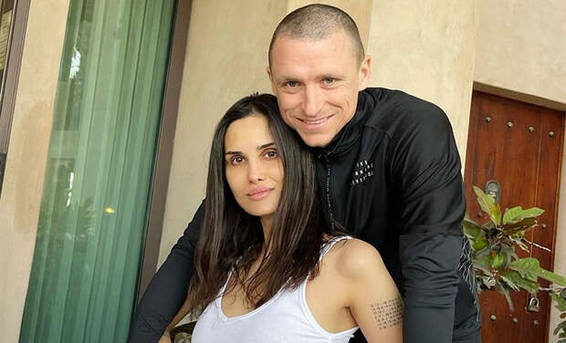 Павел и Алана Мамаевы разводятся