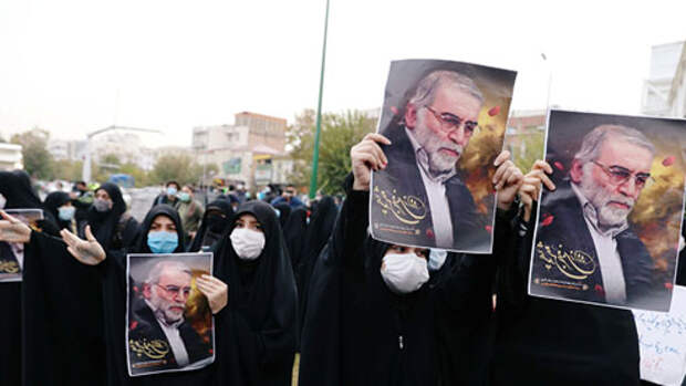 Убийство ведущего иранского физика-ядерщика Мохсена Фахризаде. Виноват ли Израиль?