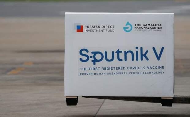 Директор ВОЗ заявил, что высоко оценивает эффективность «Спутника V»