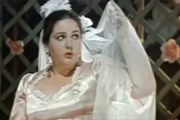 Татьяна Новицкая в фильме «Кот в мешке» (1978)