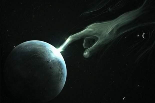 NASA: мы живем в голограммном мире, созданном инопланетянами