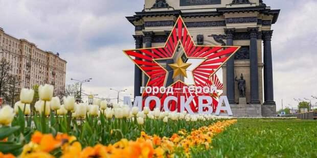 Ежегодная акция «Бессмертный полк» проходит в Москве онлайн / Фото: mos.ru