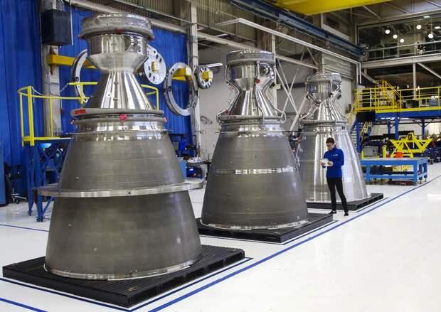 В США провели успешные испытания замены РД-180