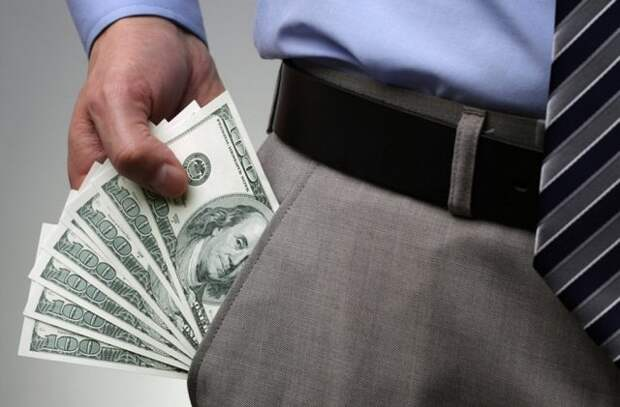 Богатство, доллары