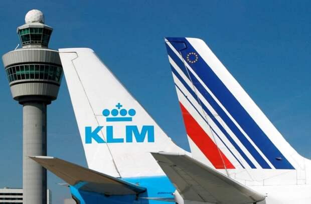 Группа Air France KLM вынуждена сократить свой парк самолетов