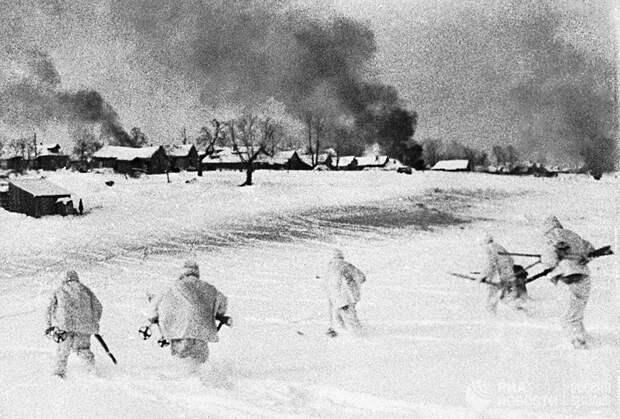 Как Москва устояла перед вермахтом