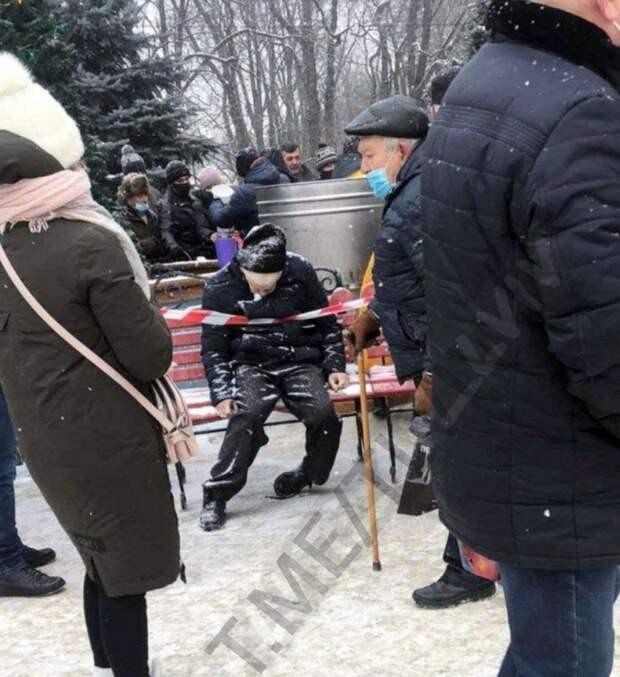 Украина вымирает не первый год