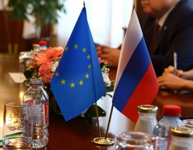 Россия качает Европу в ответ на раскачивание Европой России