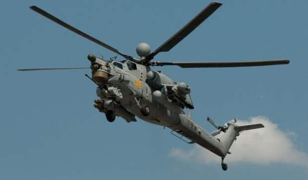 Ростех разработал новейший двигатель для вертолета «Ночной охотник»