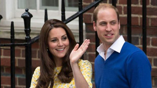 Кейт Миддлтон и принц Уильям поделились нежным снимком младшего сына Луи