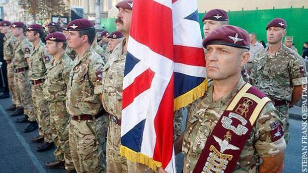 Великобритания рвется в мировые лидеры. Россия главный враг. Доклад Бориса Джонсона