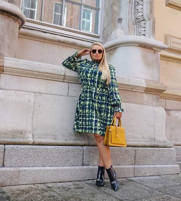 Стильные образы осени 2019 для полных женщин - 15 свежих и модных идей