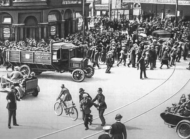 Всеобщая забастовка в Великобритании, 1926 г.