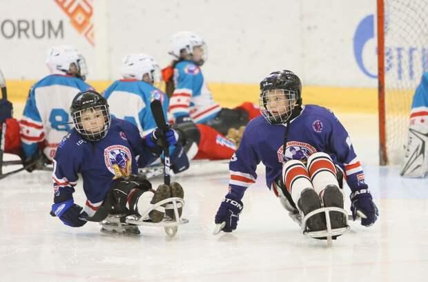 Детская следж-хоккейная лига при поддержке фонда Тимченко объявила 3-й конкурс проектов «Хоккей без барьеров»
