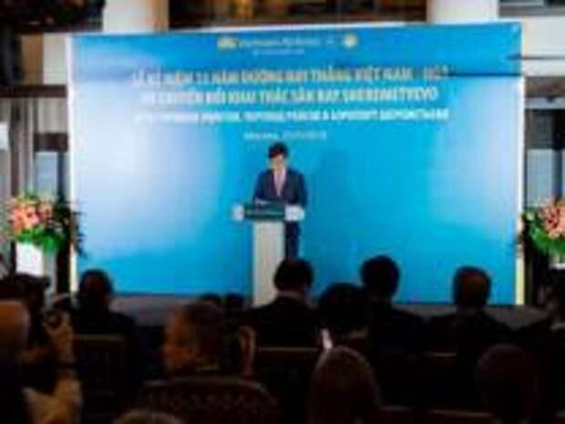 Премьер-министр Вьетнами официально объявил о переводе рейсов Vietnam Airlines  в Шереметьево