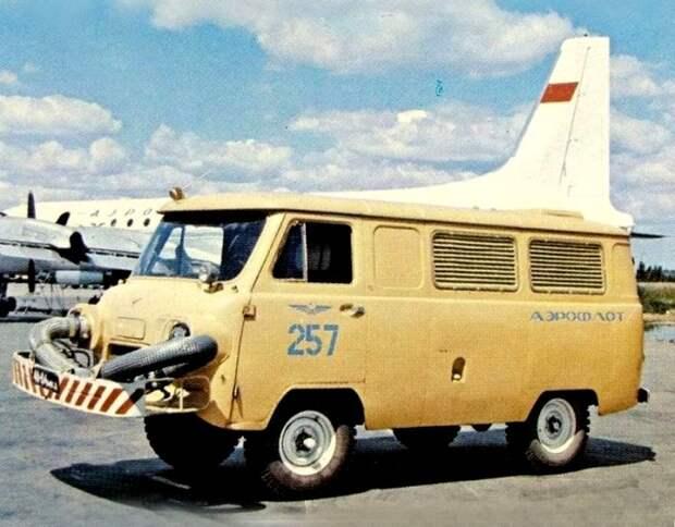 Необычный тюнинг легенды советского автопрома. /Фото: fishki.net