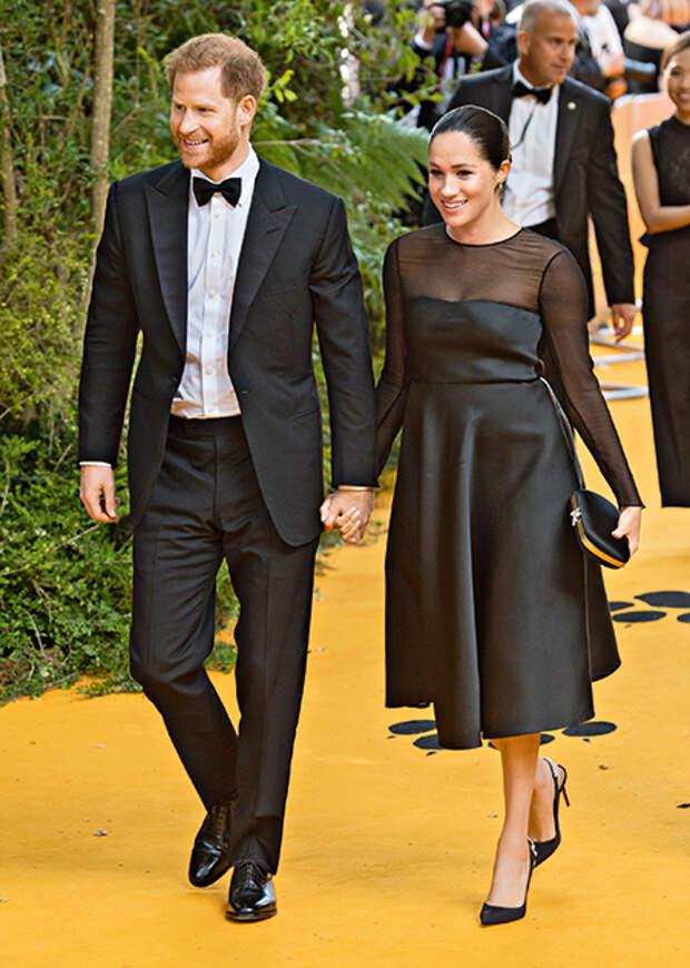 "Глава Netflix о сотрудничестве с Меган Маркл и принцем Гарри: ""Готовим грандиозное зрелище"""