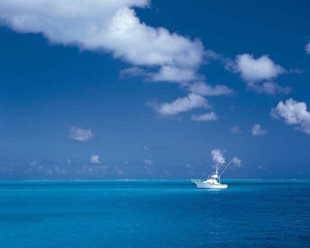 Терпящую бедствие на яхте уроженку Удмуртии спасли у берегов Японии