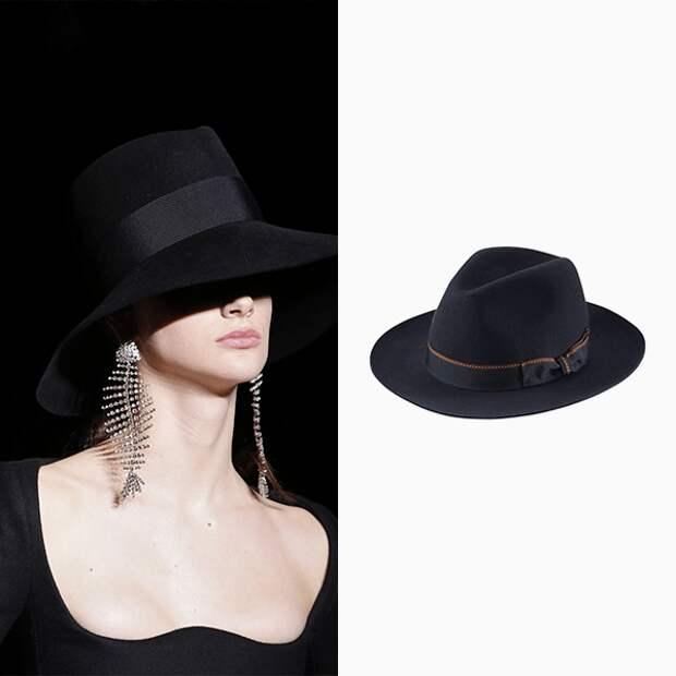 Накидки, кепки, перчатки – модные аксессуары осени-2018