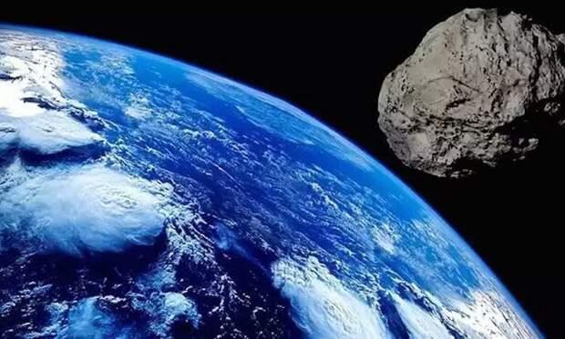 Астероид размером с высотку летит к Земле – NASA
