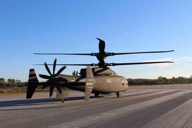 На замену вертолётам UH-60. Программа FLRAA (США)