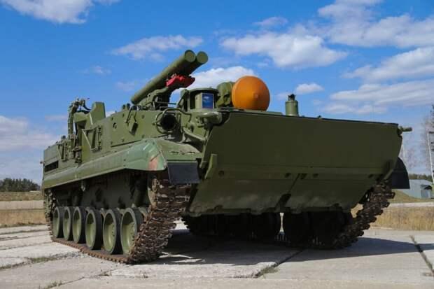 Новые российские ПТРК будут атаковать сверху