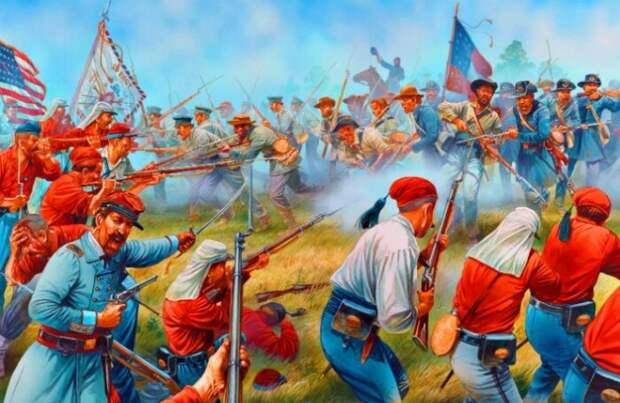 За что велись самые вопиющие в истории гражданские войны и к чему они привели