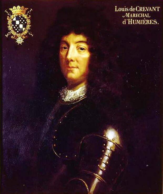 Луи де Краван, герцог д'Юмьер - Архитектор побед Короля-Солнца   Warspot.ru
