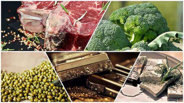 Железо: зачем нужно, сколько употреблять в пищу и в чём опасность дефицита для здоровья. Продукты, содержащие много железа