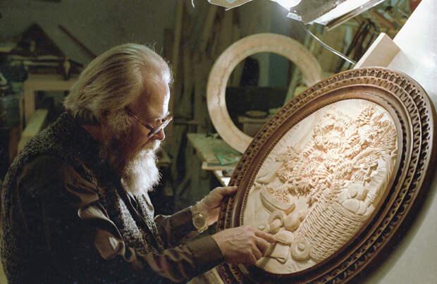 Невероятная резьба по дереву гениального Кронида Гоголева (ФОТО)