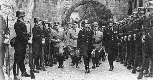 Гитлер финансировал деятельность организации. /Фото: mtdata.ru