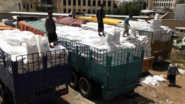 Программы гуманитарной помощи Йемену могут закрыться из-за недостатка средств