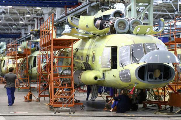Санкции и российская оборонная промышленность