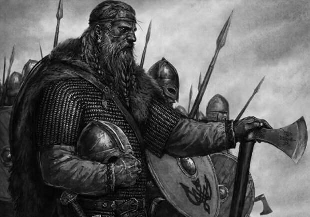 Берсерки: главные тайны самых воинственных викингов
