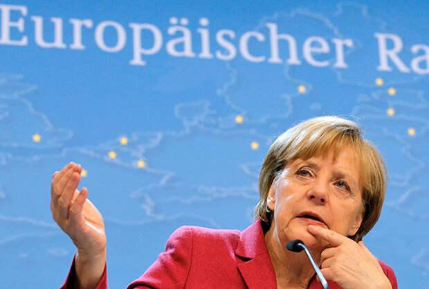Ангелу Меркель сейчас едва ли можно назвать другом России