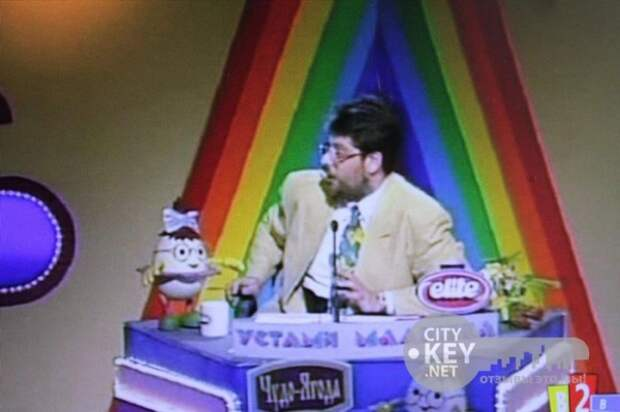Телевидение нашего детства