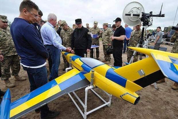 Марочко: Ударные беспилотники Украины способны лишь на мелкие провокации