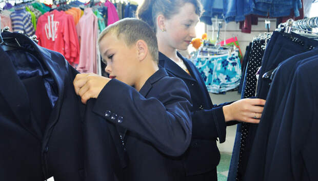 18 млн руб выделили на форму детям из многодетных семей в Подмосковье с начала года