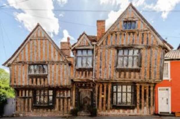 Почем в Англии продают легендарный Хогвартс из фильма о Гарри Поттере